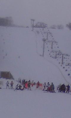 雪の朝里川温泉