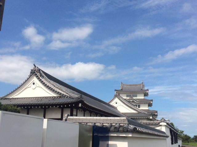 久しぶりの関宿城往復