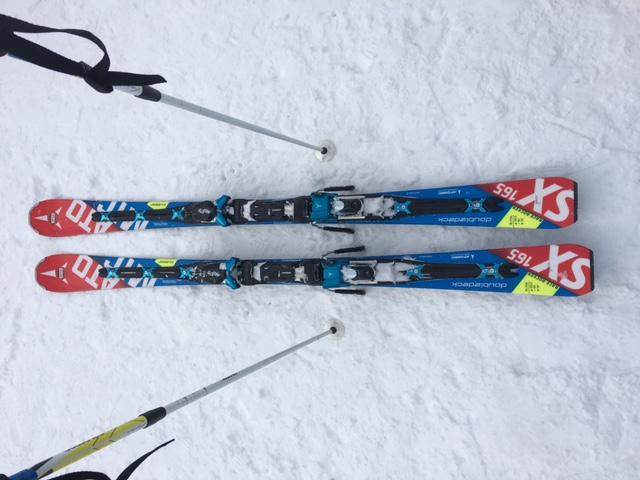 新幹線スキー